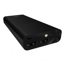 POWERBANK ASUS ZENPOWER ULTRA 20100 mAh BLACK - SEMINOVO