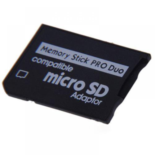 ADAPTADOR DE MICRO-SD P/ MEMORY STICK PRO DUO