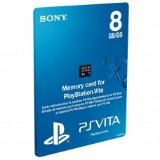 PS Vita Sony Cartão de Memória 8GB