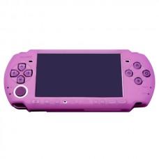 PSP 2000/3000 Capa de Silicone Ultra Slim Rosa