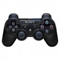 COMANDO PS3 SONY WIRELESS DUALSHOCK 3 PRETA - USADO