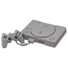 CONSOLA PLAYSTATION 1-USADA
