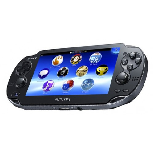 Consola Ps Vita 3G + Wi-Fi Usada