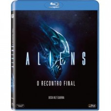 BLU-RAY ALIENS: O RECONTRO FINAL - USADO