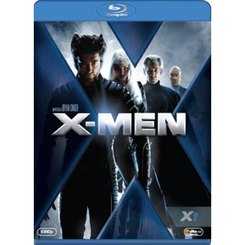 BLU-RAY X-MEN-USADO