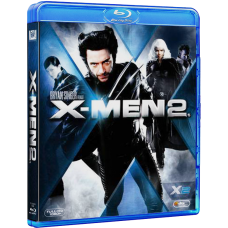 FILME X-MEN 2 BLU-RAY USADO