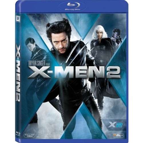 BLU-RAY X-MEN 2- USADO