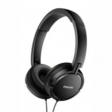 HEADPHONES EXTRA BASS PHILIPS SHL5000/00 PRETO - NOVO