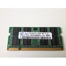 MEMORIA RAM 2 GB 2RX8 PC2 - USADO SEM CAIXA