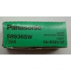 PILHAS 394 1.55 PANASONIC