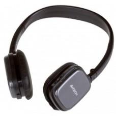 HEADPHONES A4TECH WIRELESS MODEL: RH-200 SILVER GRAY