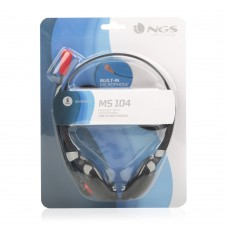 HEADSET NGS MS-104 C/ FIO
