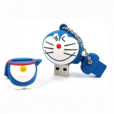 PEN USB 8GB DORAEMON - NOVO