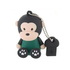 PEN USB 8GB MACACO - NOVO