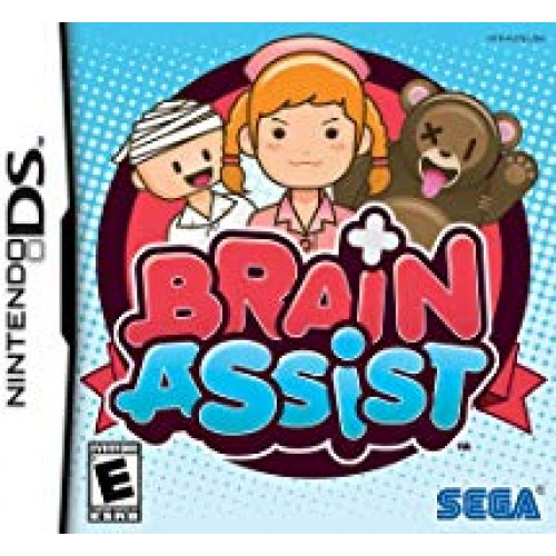 NDS BRAIN ASSIST - USADO