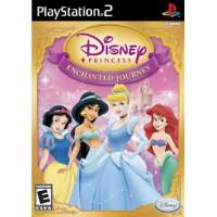 PS2 DISNEY PRINCESS - ENCHANTED JOURNEY - USADO