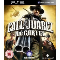 PS3 CALL OF JUAREZ THE CARTEL - USADO