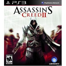 PS3 Assassin`s Creed II - Usado
