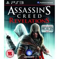 PS3 ASSASSIN'S CREED REVELATIONS: EDIÇÃO ESPECIAL - USADO
