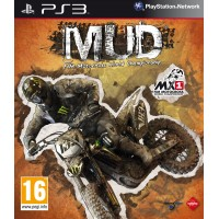 PS3 MUD - FIM MOTOCROSS WORLD CHAMPIONSHIP - USADO
