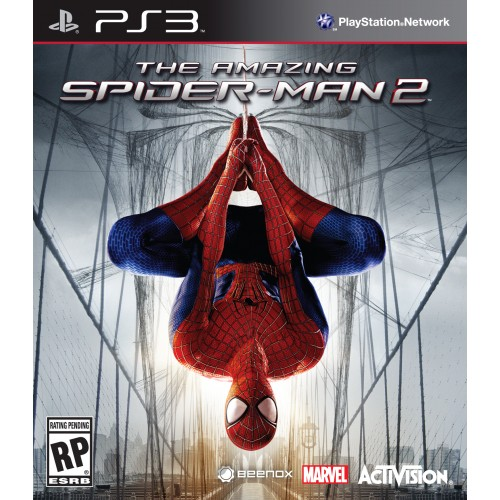 PS3 THE AMAZING SPIDER-MAN 2 - USADO