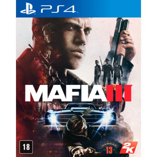 PS4 MAFIA III - USADO