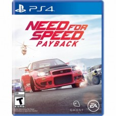 PS4 NEED FOR SPEED PAYBACK - NOVO