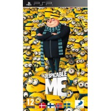 PSP Despicable Me - Usado