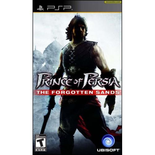 PSP Prince of Persia: The Forgotten Sands - Usado
