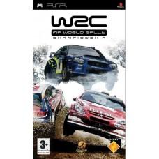 PSP WRC: FIA WORLD RALLY CHAMPIONSHIP - USADO SEM CAIXA