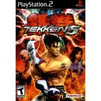PS2 Tekken 5 - Usado sem caixa