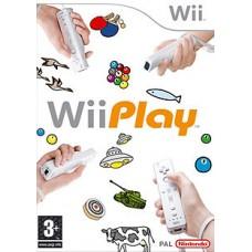 WII PLAY - USADO