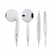 AURICULARES IN EAR COM CONTROLO REMOTO E MICROFONE