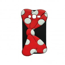 CAPA SILICONE MINNIE IPHONE 5/5S