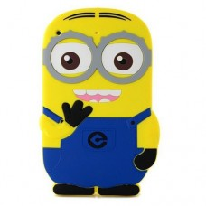 CAPA SILICONE MINIONS IPHONE 6 PLUS