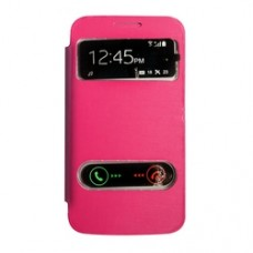 CAPA FLIP COVER SAMSUNG S VIEW COVER GALAXY 3 MINI ROSA