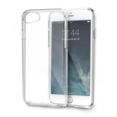 CAPA SILICONE TRANSPARENTE IPHONE 7