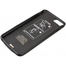 Capa Com Bateria iPhone 6 / 6S / 7 / 8 - Preta