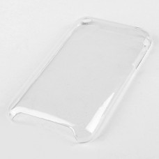 CAPA SILICONE TRANSPARENTE IPHONE 3/3G