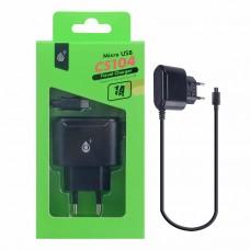 CARREGADOR MICRO USB PRETO CS104