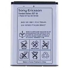 Bateria Sony Ericsson BST-36