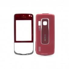 Tampa Nokia A+B 6210 Nav. Vermelho