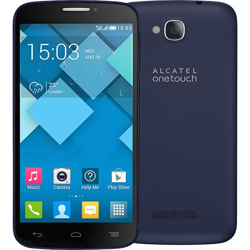 ALCATEL ONE TOUCH POP C7 PRETO LIVRE- USADO