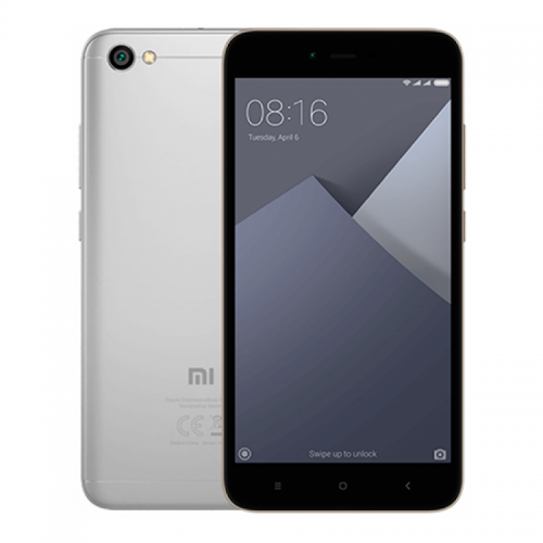 XIAOMI REDMI NOTE 5A 2GB/16GB DUAL SIM - DARK GREY