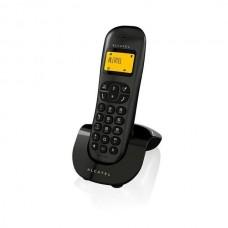 TELEFONE SEM FIOS ALCATEL C250 PRETO - NOVO