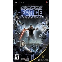 PSP STAR WARS THE FORCE UNLEASHED-USADO
