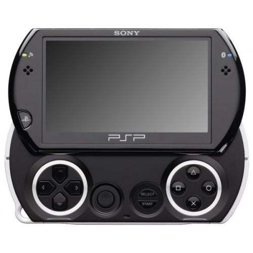 CONSOLA PSP GO PRETA 16GB DESBLOQUEADA - USADA