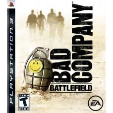 PS3 BAD COMPANY BATTELFIELD - USADO