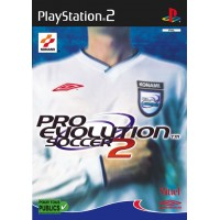 PS2 PRO EVOLUTION SOCCER 2 - USADO