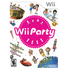 WII WII PARTY- USADO